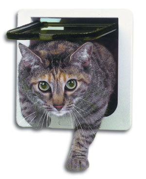 Install my cat flap
